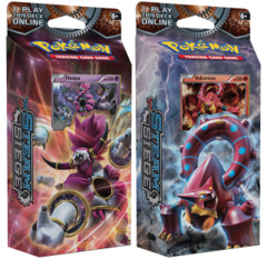 Pokemon XY11 Steam Siege Theme Decks: Set of 2
